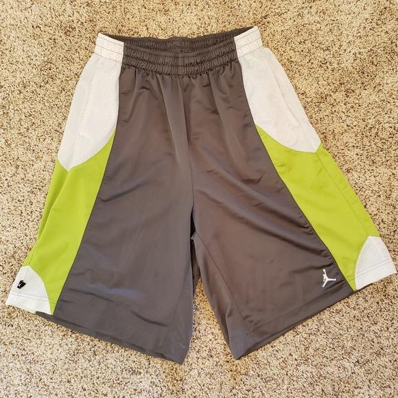 Jordan Shorts | Lime Green | Poshmark